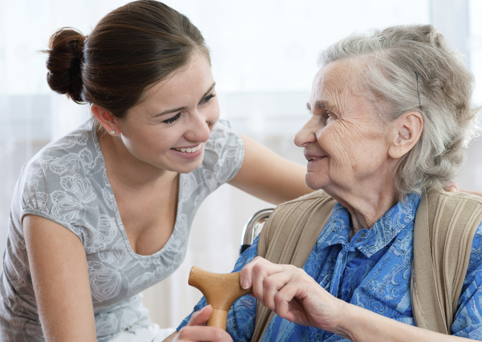 "The ""Light"" Housekeeping Aspect of Caregiving"